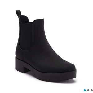 Hydra platform waterproof Chelsea boot